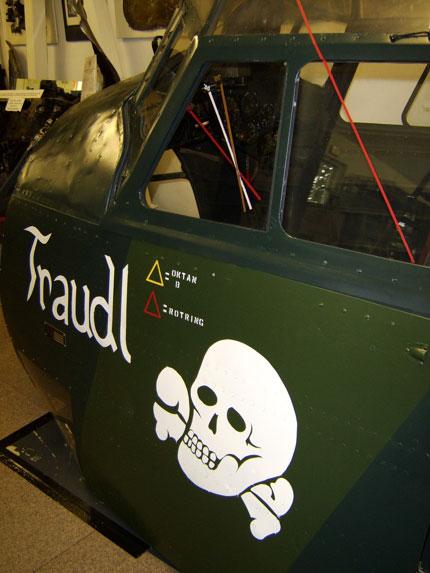 JU88 Totenkopf