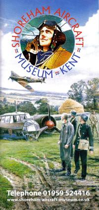 Museum leaflet