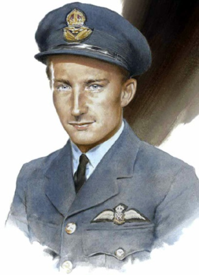 Sqn Ldr Peter Brown