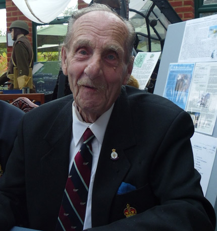 Ron Liversage MBE (Mil)